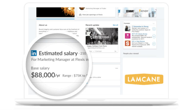 Job Posts on LinkedIn Will Now Feature Salary Insights