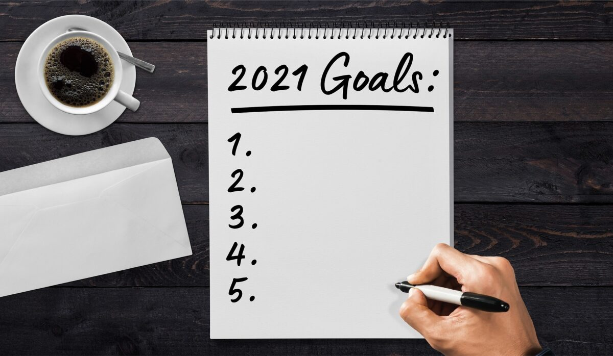Instead Of New Year's Resolutions, Try This Instead